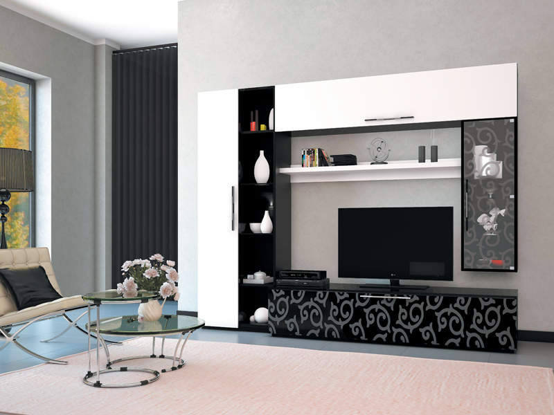 гостиная легенда мебель вэлика